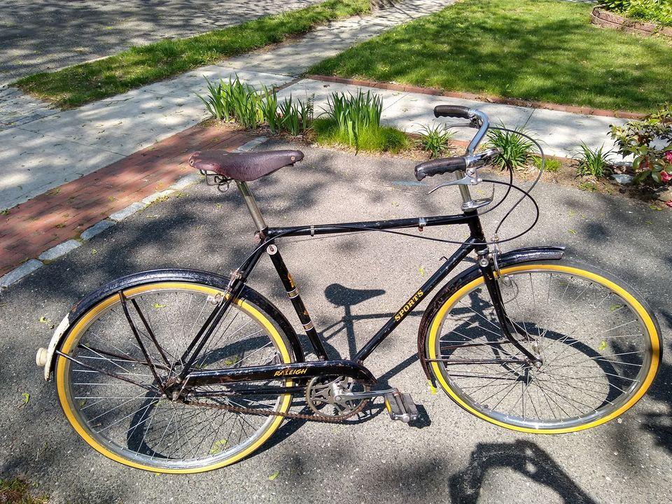 "3/"" STURMEY ARCHER Cruiser Shifter UK Road MTB  Bike Ride FRAME STICKER DECAL"