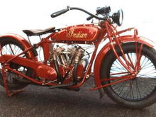 Various and sundry motorcycles