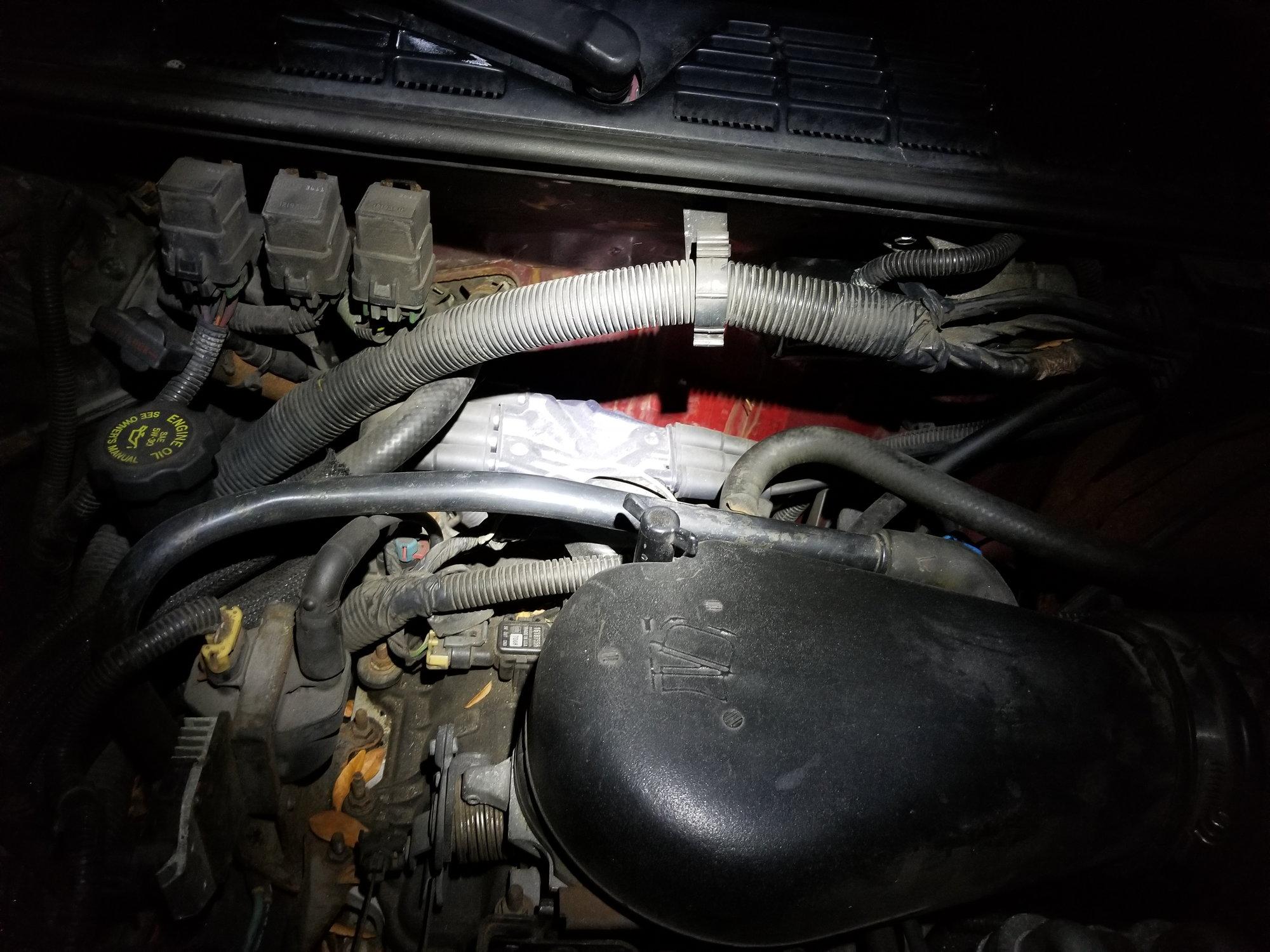 Looking For Vacuum Diagram Oldsmobile Technical Antique