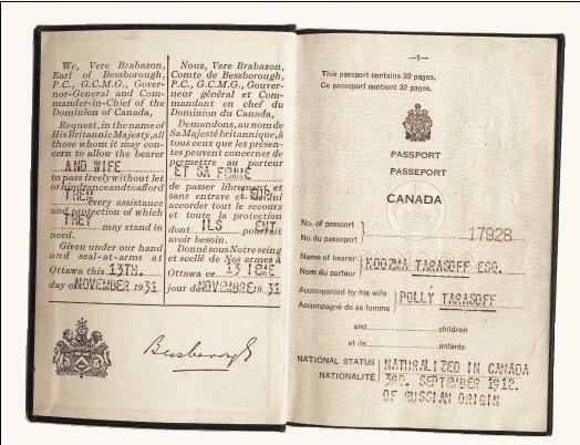 Claiming Canadian citizenship through grandparent ...