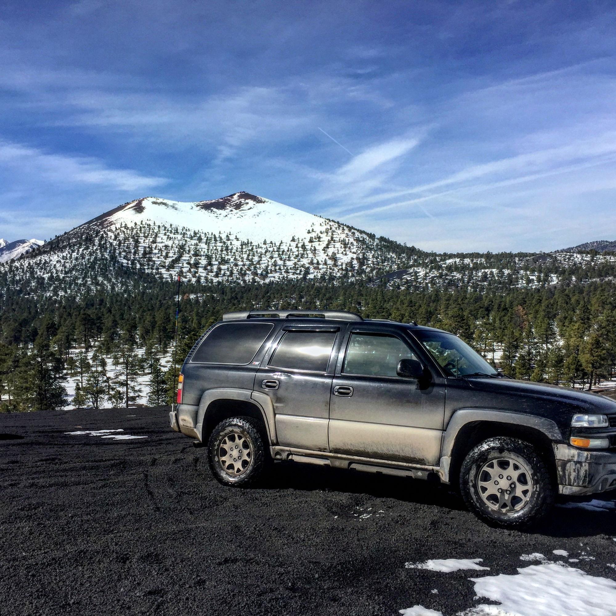 Chevrolet Flagstaff: Show Your Hoe/burb! Post Them Pics Boys!