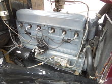 Our 1933 Chevrolet Master 5 Window Coupe