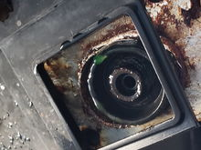 Underside of 2001 Impala radiator