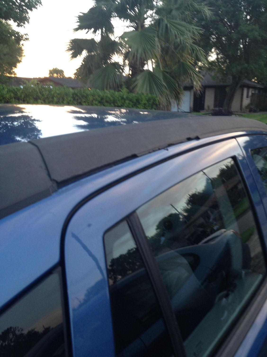 Car Ac Repair >> 07 caliber sxt roof molding cracking. - DodgeForum.com