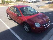 2005 Dodge Neon SXT (automatic)