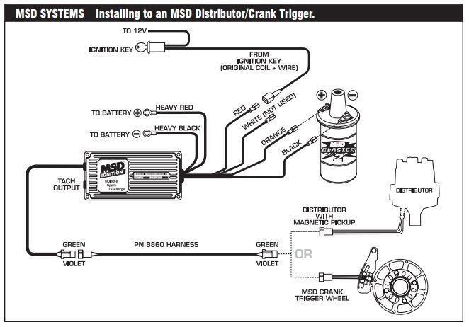 Alarm And Wiring Description further 401698 Need Help With A No Spark Weak Spark together with 65055 Ktm 690 Enduro R 2013 Reinkarnation furthermore Wiring Diagram For Msd 6al moreover Ems 8860 Wiring Diagram. on msd 6aln wiring diagram