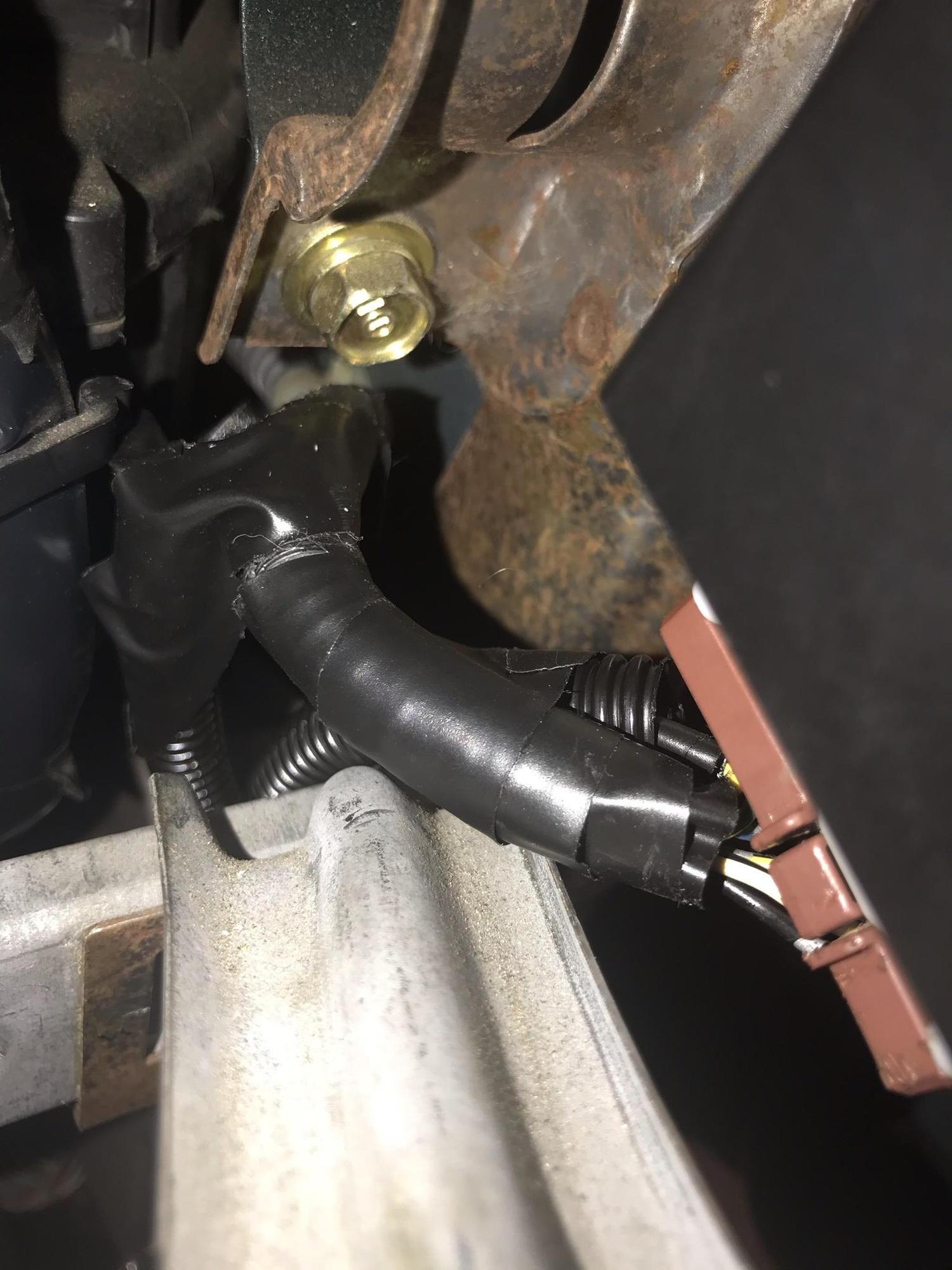 1999 Civic Ex Coupe Pgm-fi  Fuel Pump Relay Kill Switch Install - Honda-tech
