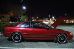 1991 Acura INTEGRA LS.. 5 SPEED