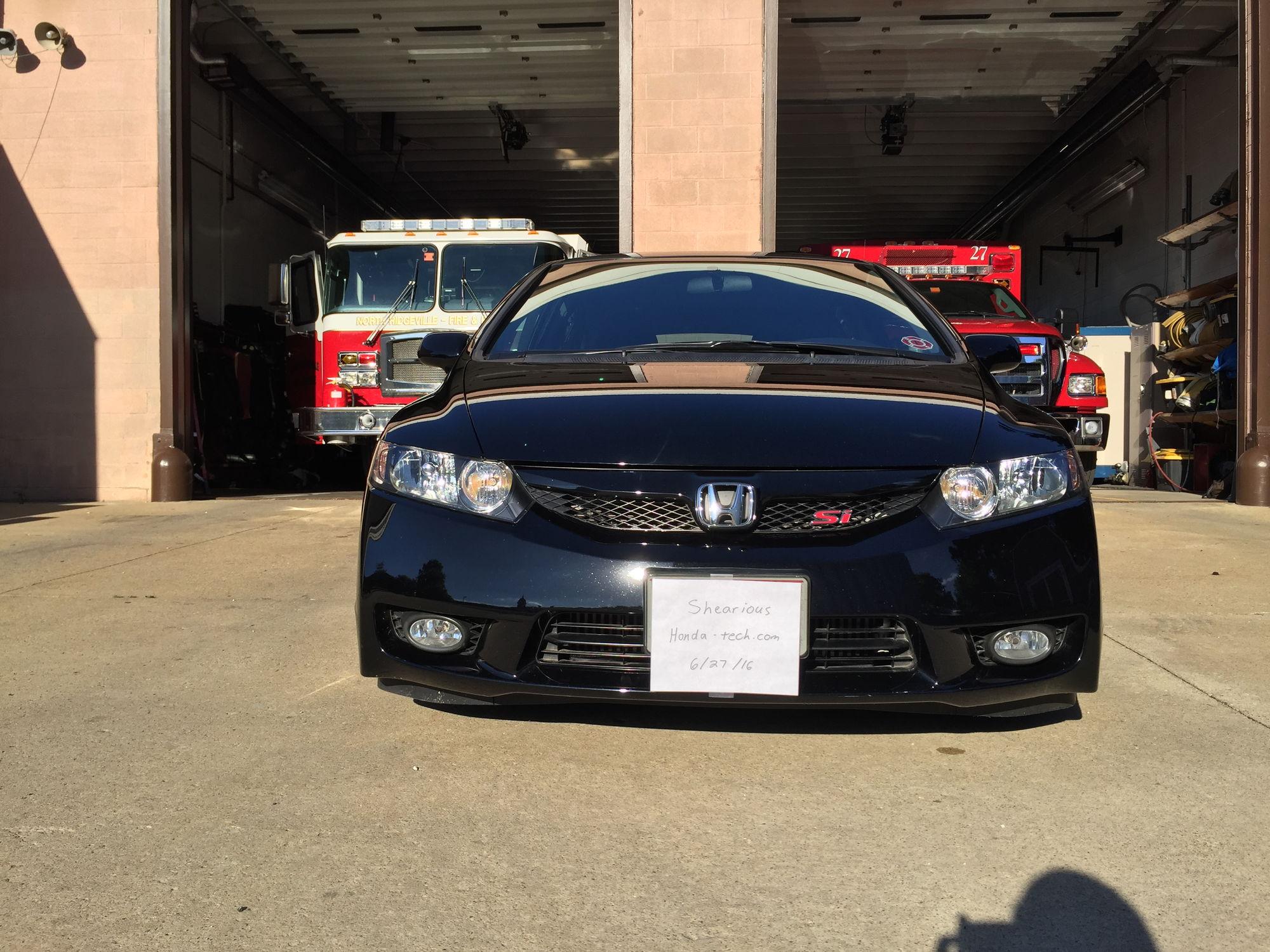 OH FS: 2011 Honda Civic Si - Full Race Turbo - Honda-Tech ...