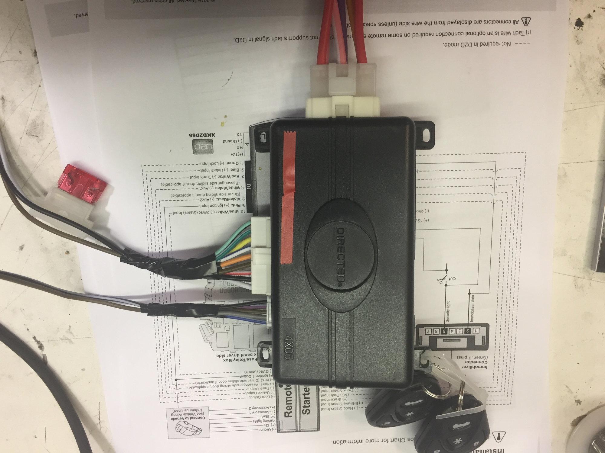 Viper Shock Sensor Wiring Diagram