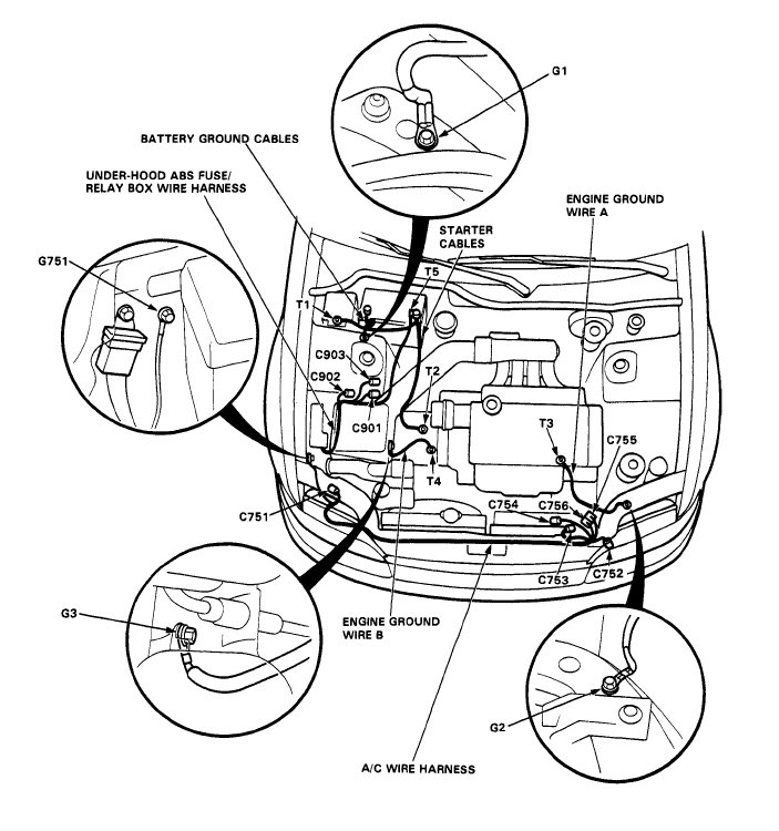 Gm Horn Relay Wiring Diagram