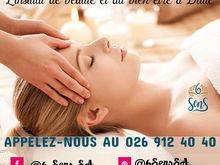 6Sens SA propose des massages thérapeutiques et des soins du corps et du visage à Bulle. Nous vous aidons à recharger vos batteries et à vous redynamiser avec nos traitements spécialisés. Visitez-nous pour en savoir plus sur nos services.