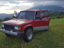 1989 Trooper with 2.8L V6 (GM).