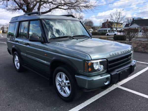 2004 Land Rover Discovery Se7 85k Miles Land Rover