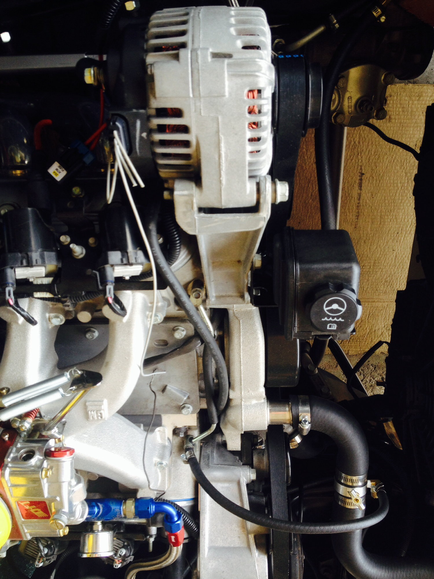 Corvette Alternator Wiring   - Ls1tech