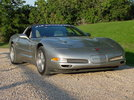 Keith's Corvette