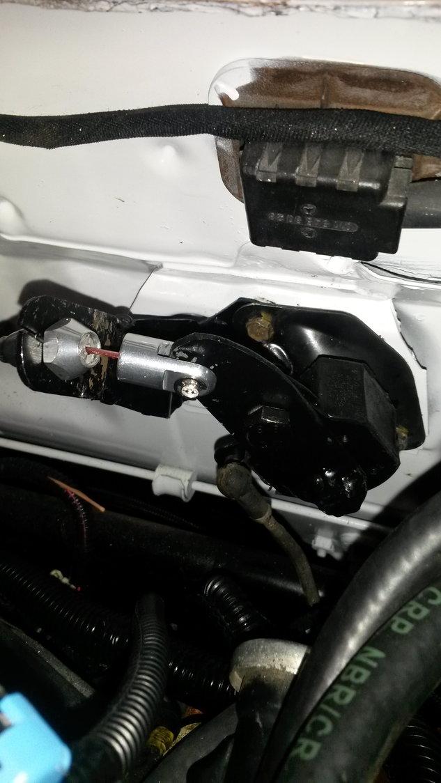 1982 300TD benz Lm7/4L60e swap - Page 2 - LS1TECH - Camaro