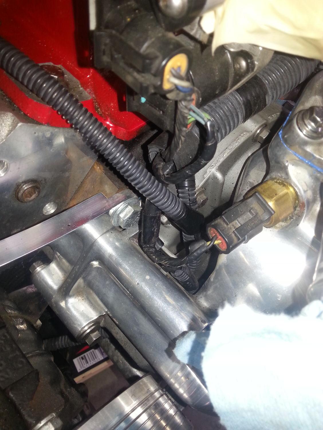 24x Lt1 Wiring Harness Automotive Diagram Firebird Engine For Ls1tech Camaro And Forum 95