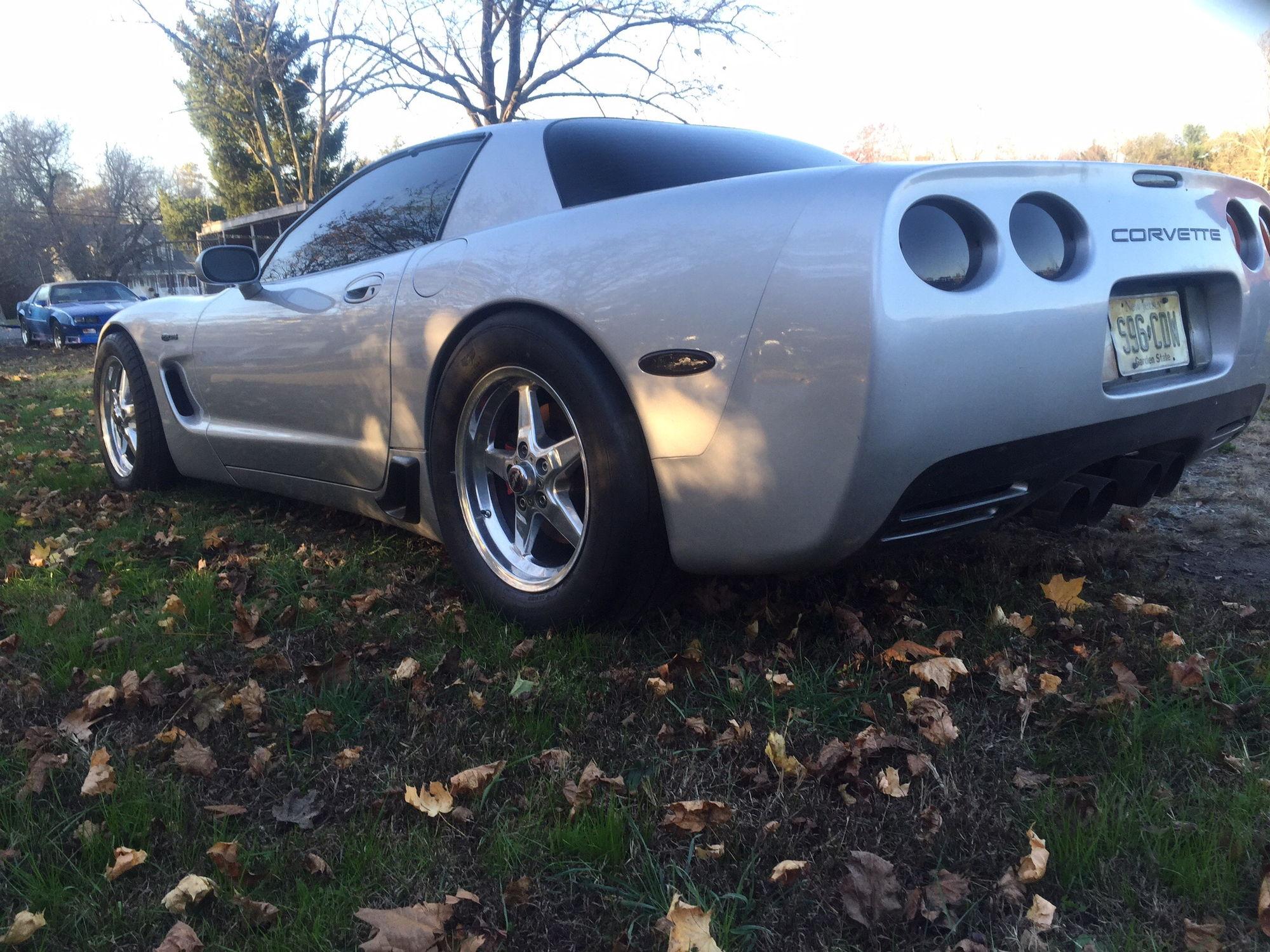 2001 Corvette Zo6 Roller Fully Built Drivetrain Ls1tech