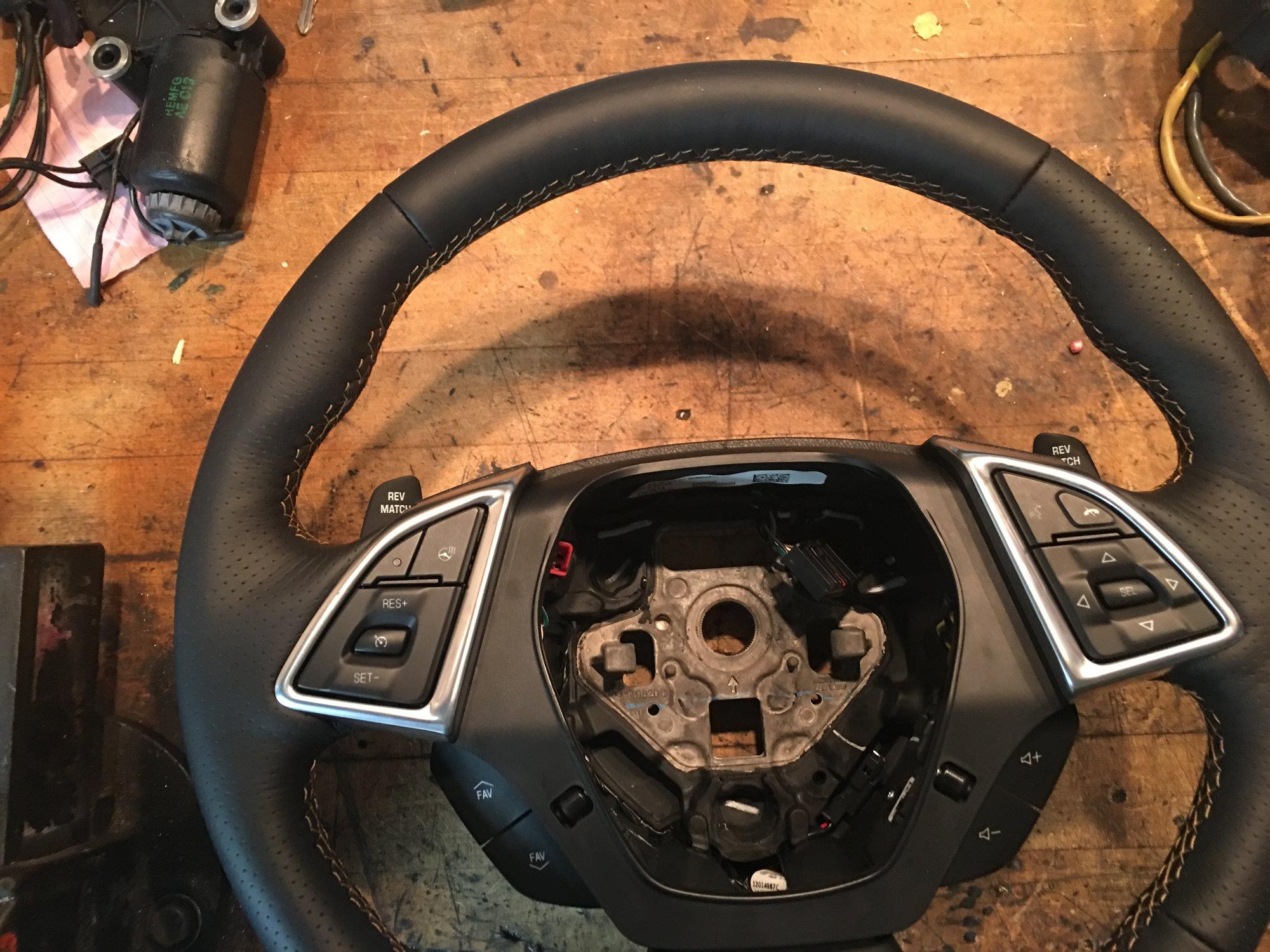 2016 Camaro Steering Wheel Wiring Diagram