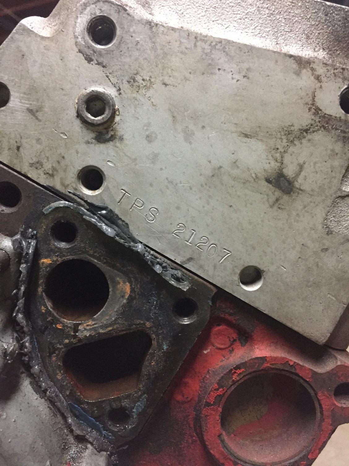 Help identifying LT4 heads!! - LS1TECH - Camaro and Firebird Forum