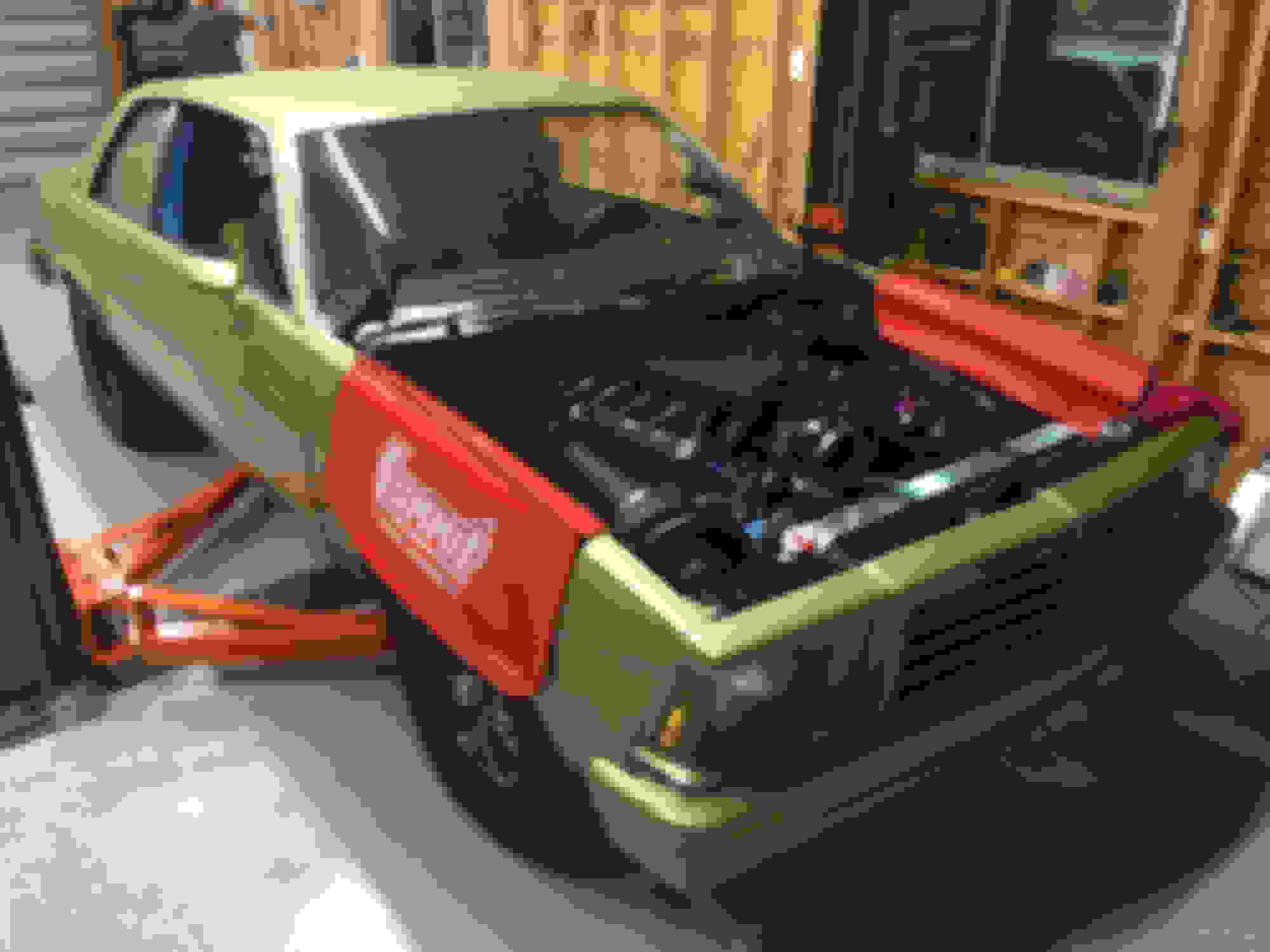 C I for Big Single - LS1TECH - Camaro and Firebird Forum