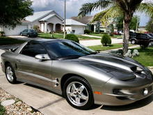 01 Ws6 Trans Am, my baby