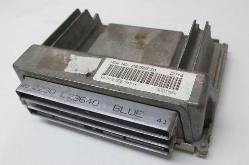 U0107 Code Repair