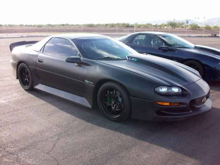 1999 Mcnord Wide Body Z28 For Sale Roller Ls1tech