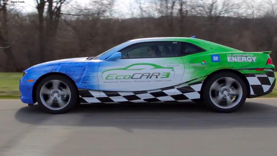 Efficient And Eco Friendly Muscle Cars By Conor Fynes