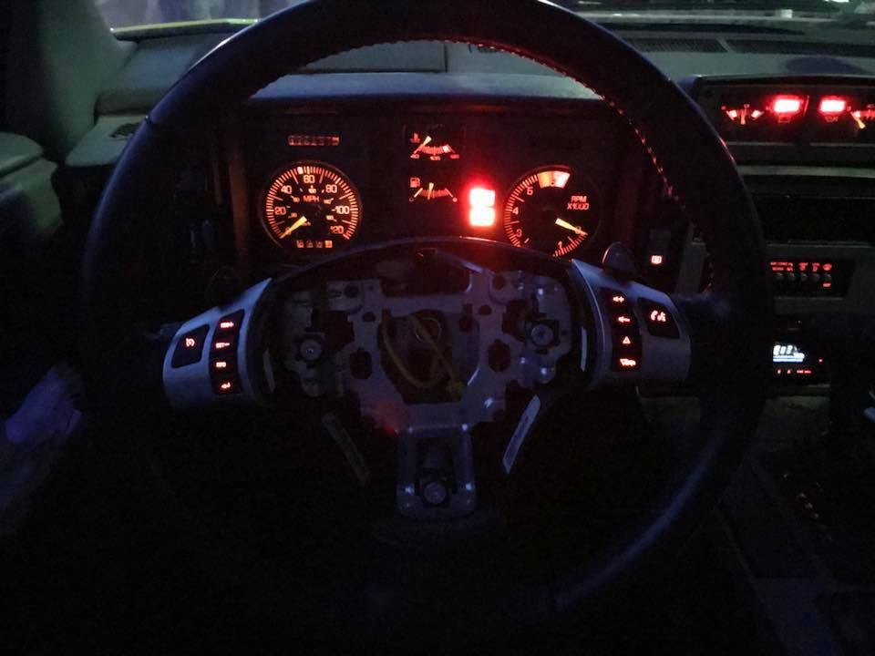 Write Up: C6 Steering Wheel in an F- - Page 20 - LS1TECH ... on