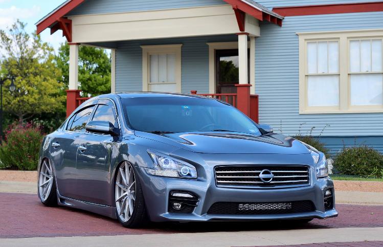 Custom Nissan Maxima >> Custom Front Bumper Maxima Forums