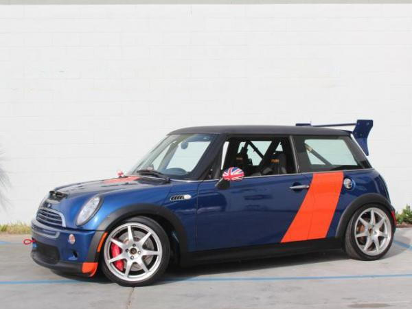 2003 mini cooper s race car for sale mini cooper forums mini cooper enthusiast forums. Black Bedroom Furniture Sets. Home Design Ideas