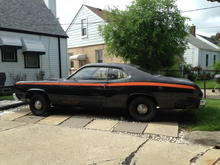 74 Duster Project