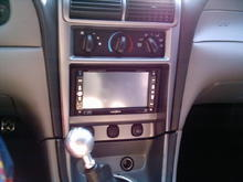 """7"""" indash touch screen"""