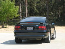 1995 with the hardtop on - rearend