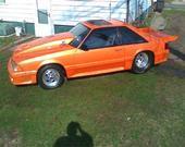 1989 mustang GT