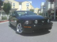 My 09 Mustang GT