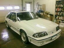 1989 Mustang GT....