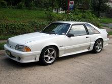 Garage - 1989 Mustang GT