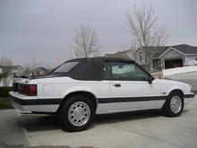 1990 LX 5.0 convertible