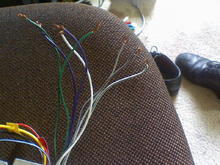 Wires...