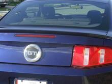 GT Rear