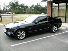 5% window tint on all glass except for 35% on entire front windshield.