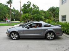 My 2007 GT