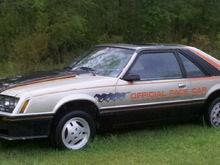 Garage - 1979 Indy Pace Car