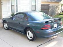 94 Mustang 3.8L