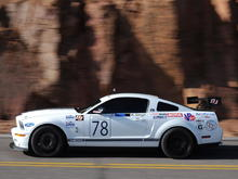 39 pikes peak 2012 mustangs