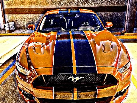 2016 Mustang GT Premium