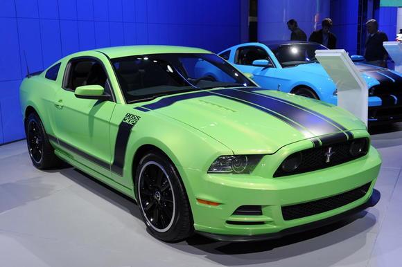 01 boss 302 gotta have it green